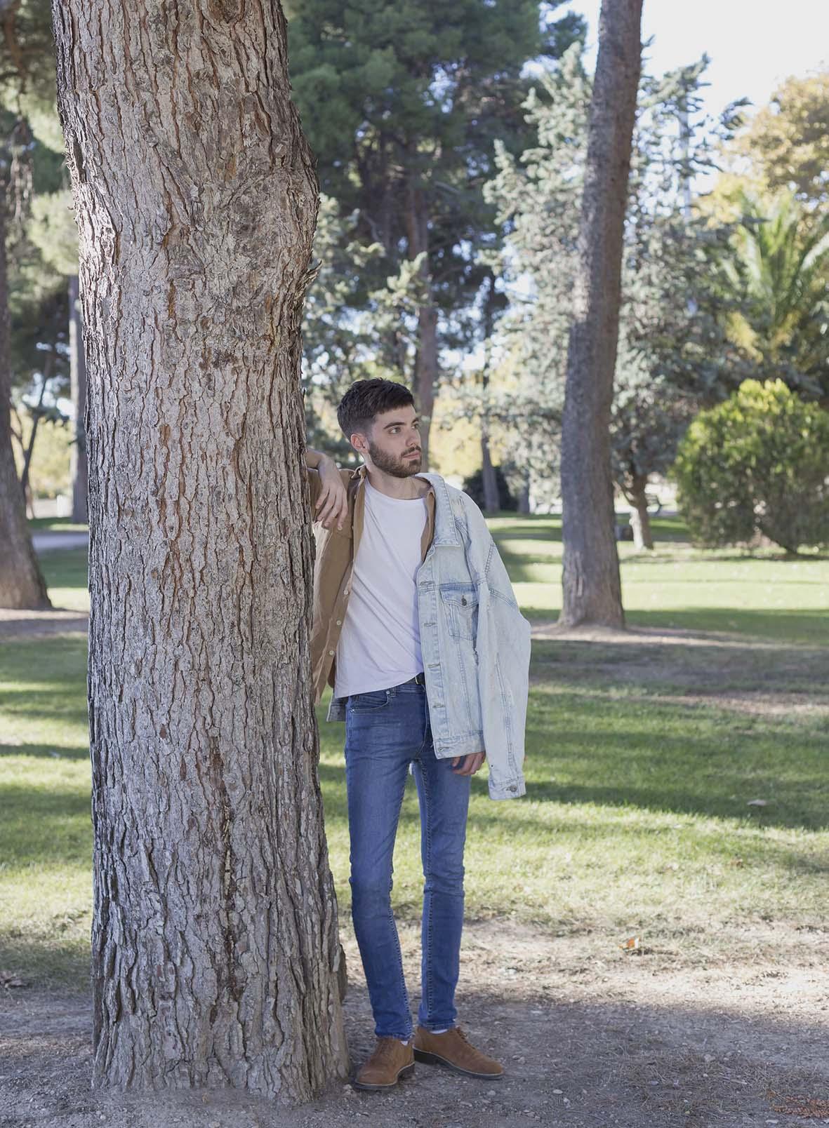 Looks de otoño en Atrezzo Peluquería Zaragoza con Alex @galexkun y fotografías de Kinojam