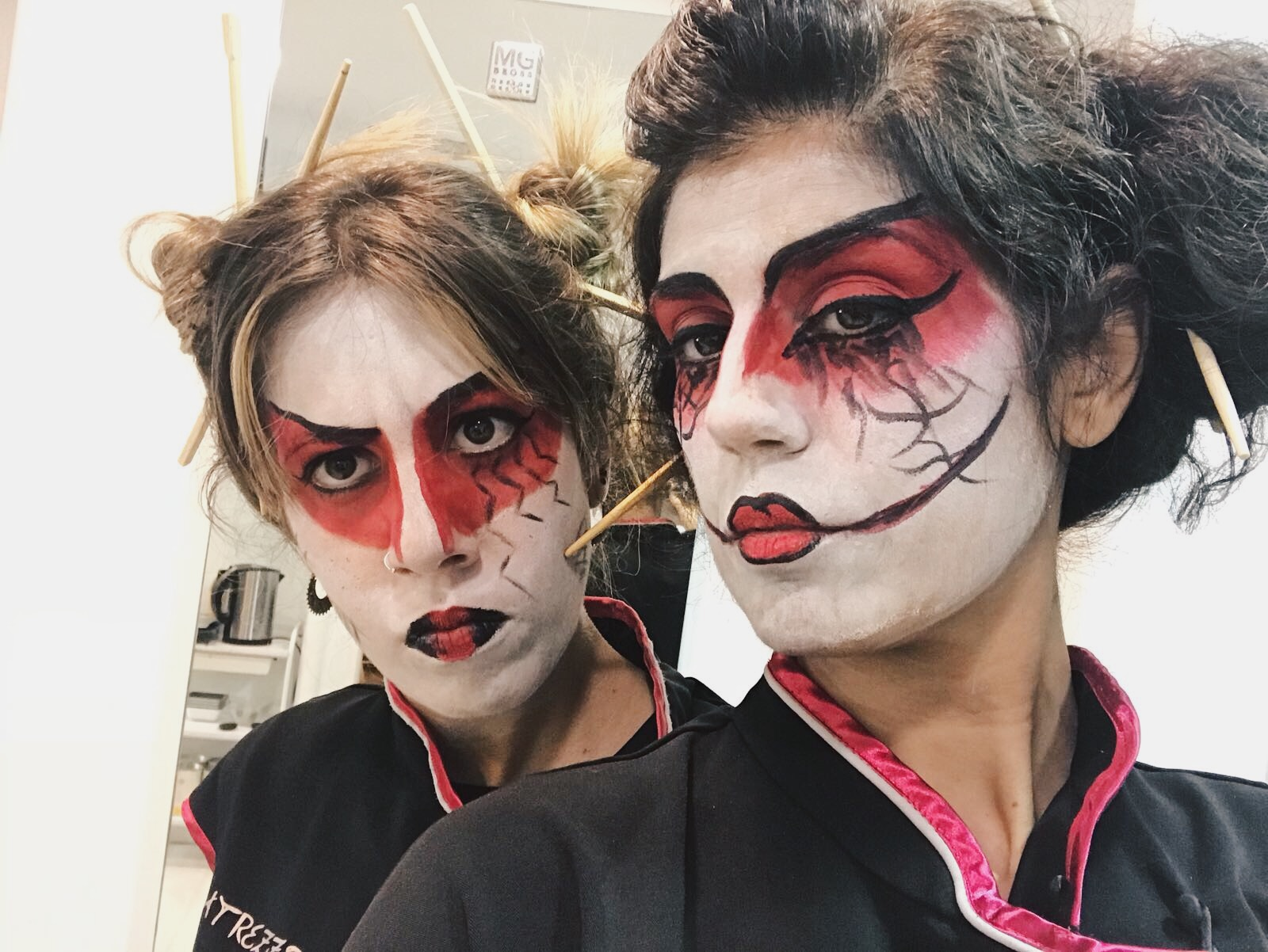 Halloween en Atrezzo Peluqueria Zaragoza