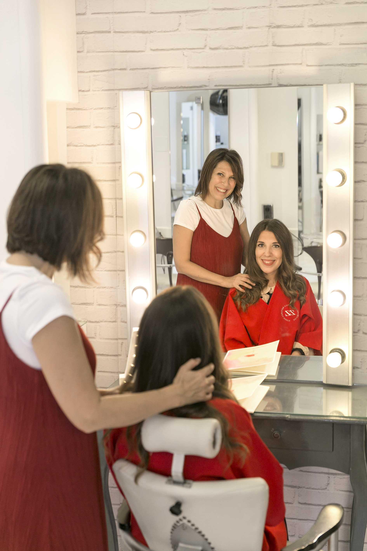 Tratamiento de barros naturales  Atrezzo Peluqueria. Secretos del Agua